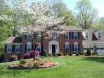 Your Private Brownstone Mansion near DC, sleeps 15 plus