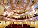 The beautiful Theatre Royal Margate - check what's on during your stay