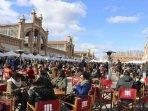 Feria Mercado de Productores una vez al mes en Matadero