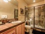 Master bathroom (main level)
