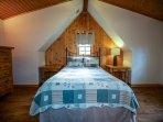 Alpine Cabin Bedroom 2