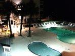 Late night dip anyone?