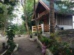 Native bungalow