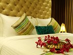 Our Hotel Offers 20 well-appointed rooms including Deluxe, Executive and Executive Suites category.