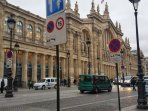 metro gare du nord , and gare de lest international train station only  5 MINUTES TO MY FLAT