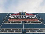 The Chelsea Piers Complex is a 28-acre waterfront sports village in Chelsea
