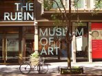 The Rubin Museum of Art is an arts oasis and cultural hub in Chelsea.