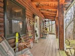 NEW! 3BR Log Cabin - 6 Miles to Holiday Valley!