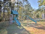 Kids will love having access to the community playground!