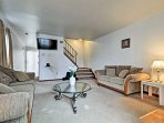 This home boasts cozy accommodations for up to 6 guest!