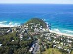ALOHA AT BLUEYS  - Blueys Beach, NSW