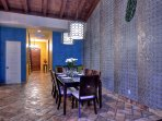 Enjoy an elegant dining experience in this beautiful home!