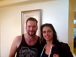 Gareth David-Lloyd from science fiction series Torchwood stays with us while in Orlando, Fl
