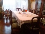 Our Dinning Room, Main space for lunch or dinner.