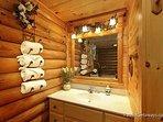 Bathroom Vanity at A Lover's Secret