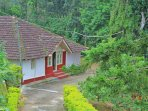Breeze Homestay within the lush green coffee plantation spread across 150 acres