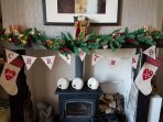 Christmas at Heron Cottage