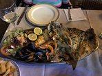 Playa Blanca - Wonderful Fresh Seafood