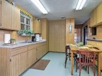 Prepare your favorite snack in the well-equipped kitchenette.