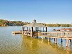 Enjoy a unique lakefront destination for your next boating vacation!