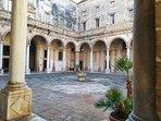 Interno Palazzo Comunale - Sciacca