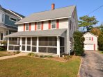 Welcome to 215 Philadelphia Street - Unit B! Porch is shared with neighboring unit.