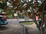 Community Playground just one block away