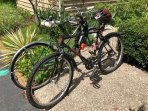 All area attractions are within an easy ride, and 2 bikes are provided with helmets, lock and tire pump.