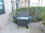 Grill up some steaks or that Fresh Catch on your own Private Outdoor Grill while enjoying the Ocean Breeze