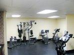 Fitness Room on Ground Floor