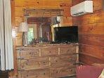 Master Bedroom w/ Flatscreen TV
