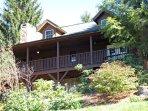Mountain Dream, 2nd cover porch area