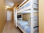 BONUS bunk bed TV's for the little ones!!