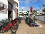 Playa Blanca - Bicycle Hire Freely Available