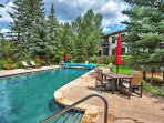 The Lodge at Brookside offers great community amenities, including a pool and much more.