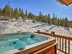 The mountains await at this 3-bedroom, 2.5-bathroom vacation rental townhome in Breckenridge!