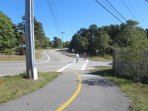 Explore on the bike path - Chatham Cape Cod - New England Vacation Rentals
