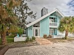 Plan your next Cape Canaveral vacation to this stunning 3-bedroom, 2-bathroom vacation rental cottage situated just...