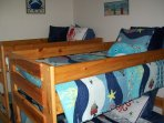 4 bunks for the kids