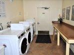 Ten Mile Island Laundry
