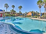 The Villa del Sol community offers amenities such as a swimming pool, hot tub, tennis court, and clubhouse.