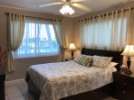 Small Unit-Cozy Bedroom with New Queen Bedroom furniture set