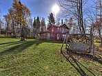 'Wilderness Acres' is scenic and secluded from the bustle of city living.