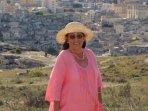 the landlady of the Barony Le Pergole