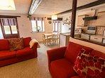 Daisy - Open plan Living Room/Kitchen