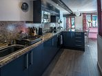 Buttercup - Open plan Kitchen