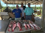 Charter Deep Sea Fishing Great Catch