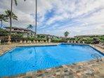 Poipu Sands Pool