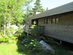 Frances Louis House built and designed by Nova Scotia architect Keith Graham
