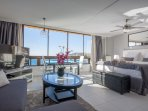 Large, comfortable, well-furnished luxury suite